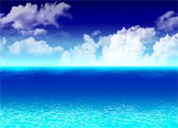 空の向こう海の向こう